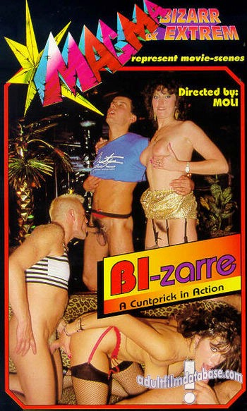 Bi-Zarre - A Cuntprick In Action (1989)