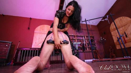 Clubdom: Michelle Lacy: Ball Destroyer 2