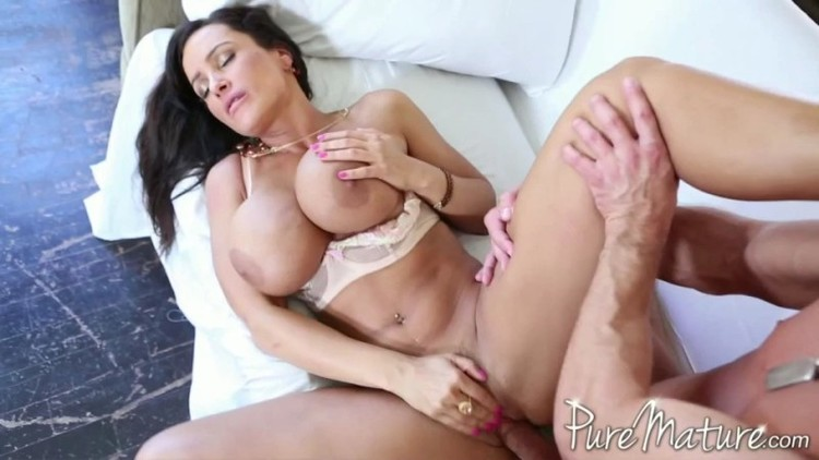 Pure Mature - Lisa Ann - Mature Bliss - 19.07.2012 Free Download From pornparadise.org