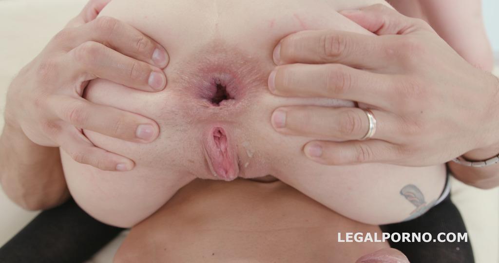 LegalPorno - Giorgio Grandi - Dap & Facial with Kira Roller GIO503
