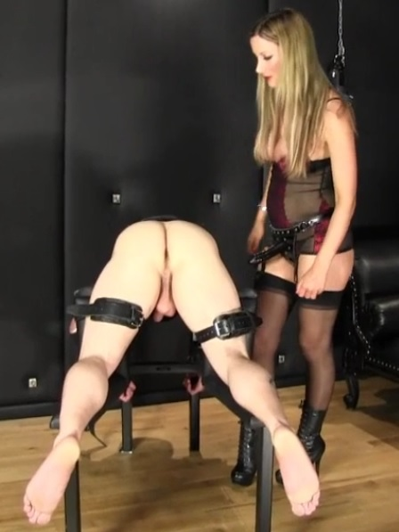 Spanked Caned And Assfucked