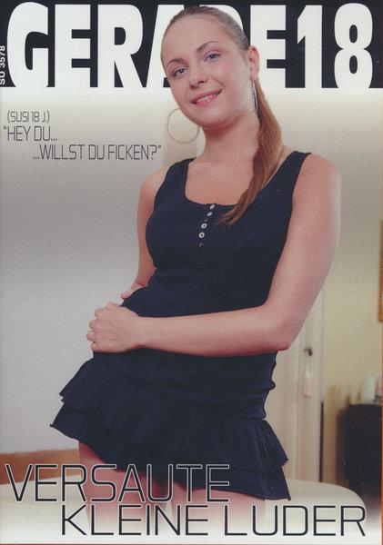 Gerade 18 Versaute Kleine Luder Cover