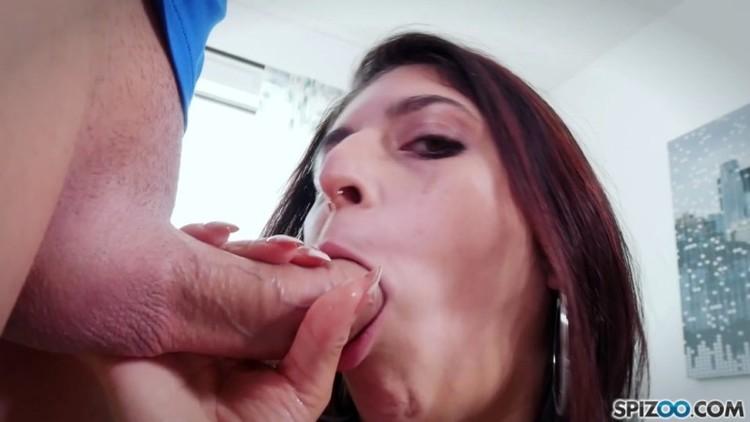 Spizoo - Nikki Knightly - Nikki Knightly Blowjob POV  09.12.2017 - 1080p Free Download From pornparadise.org