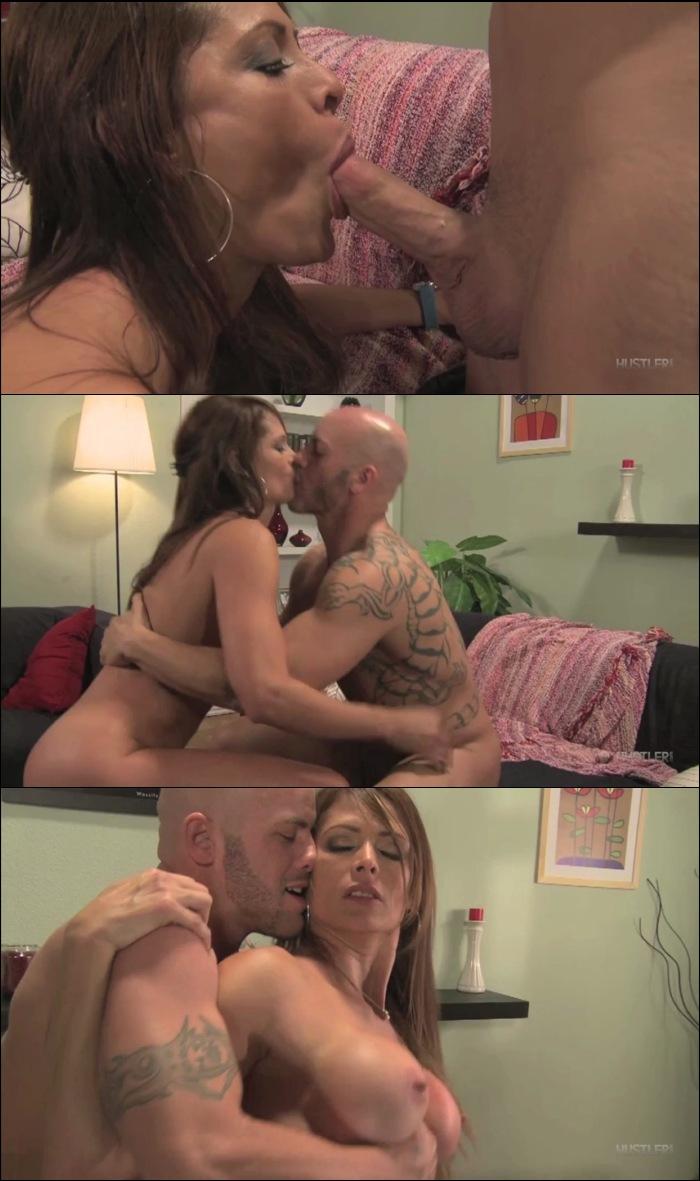 Milf, Mature - Monique Fuentes - Monique Fuentes in Latin Cougars [2017, Big Ass, Big Cock, Big Tits, Blowjob, Brunette, Cumshot,