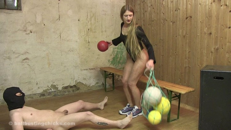femdom ball busters Free