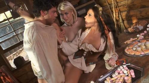 Гензель и гретель фото секс