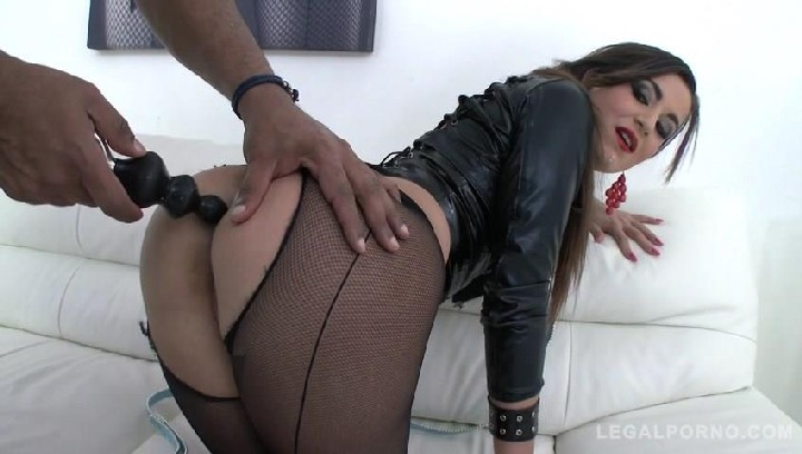 [LegalPorno] Cindy Loarn in rough 4on1 with double anal SZ1273 / 29.09.2017 [Lingerie, Stockings, Gape, Toys, DAP, Fisting, Interr…