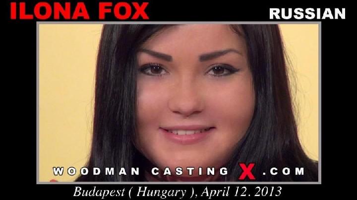 [WoodmanCastingX] ILONA FOX [Interview, Casting, All sex, Hardcore, BBW, 720p]