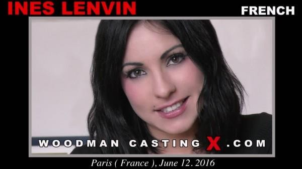 [WoodmanCastingX] Ines Lenvin (* Updated * / 13.08.16) [DP, Anal, Threesome, MMF, Deep Throat, Swallow, Ass Licking, Casting, All …