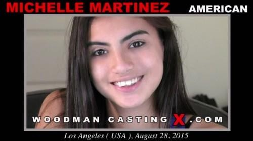 [WoodmanCastingX] Michelle Martinez (15.07.16) [Anal, Deep Throat, Swallow, Ass Licking, Casting, All Sex,]
