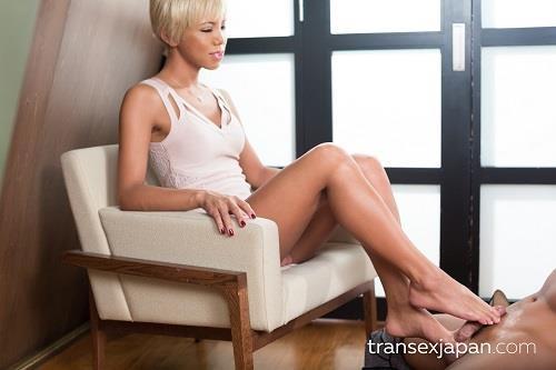 [TranSexJapan] Miran – Masochist Foot Job [21 JULY. 2017] [Shemale, Transsexual, Masturbation, Foot Job, Foot Fetish, 1080p]