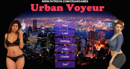 Urban Voyeur - Gold Version 0.5.0  - 12 August 2019
