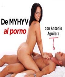 Claudia Bavel-Claudia Salta A La Fama Con Antonio Aguilera